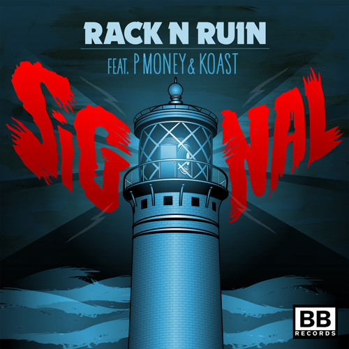 "RackNRuin - ""Signal"" ft. P Money + Koast (Black Butter #14)"