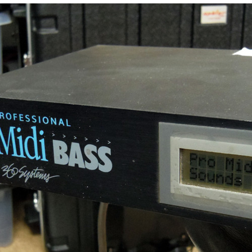360 Systems Midi Bass Samples