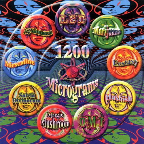1200 Micrograms - Salvia Divinorum