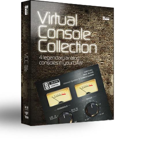 Slate Digital VCC Test (Drums)