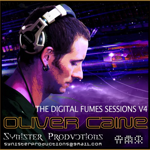 OLIVER CAINE- DIGITAL FUMES SESSIONS VOLUME 4