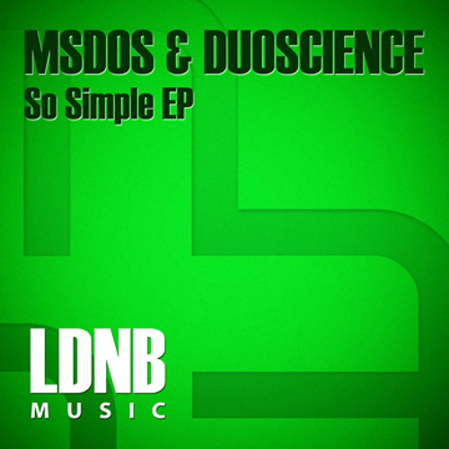 mSdoS & Duoscience - One Two One Two - LDNB Music - LDNB-DG007