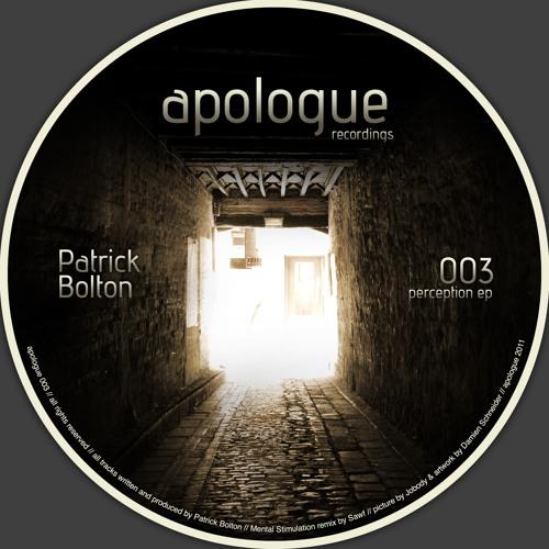 Patrick Bolton - Lost Soul (preview)