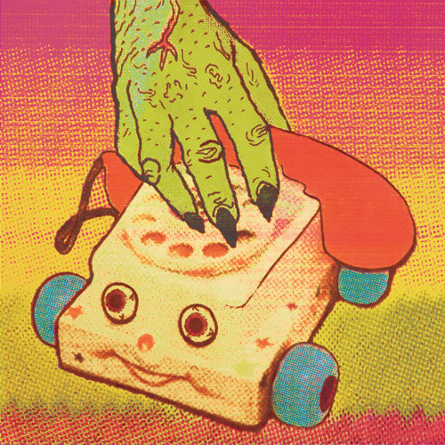 """Thee Oh Sees - """"If I Stay Too Long"""" (The Creation)"""