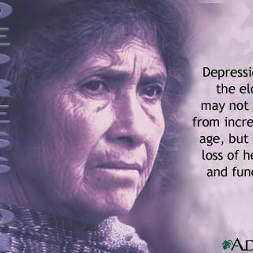 an analysis of depression among the elderly Geographical distribution among older people a meta-analysis of depression during pregnancy and the risk of preterm birth, low birth weight.