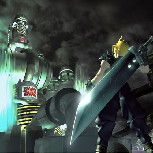 Final Fantasy VII - Still More Fighting (drum n bass remix)