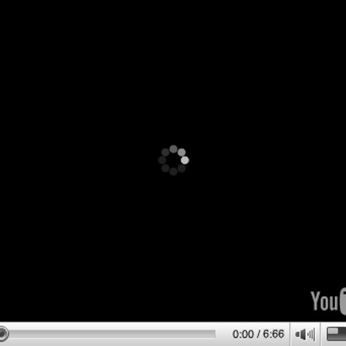 what if life had to buffer?