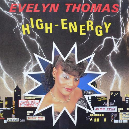 EVELYN THOMAS- HIGH ENERGY (US RMX)