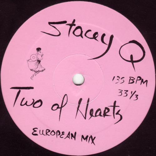 STACEY Q - TWO OF HEARTS (EUROPEAN VERSION)