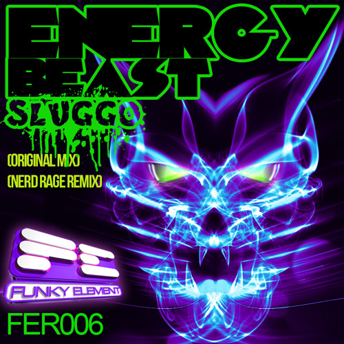 Sluggo - Energy Beast (Original Mix) * OUT NOW ON BEATPORT !!!
