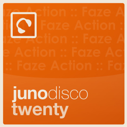 Juno Download Disco Podcast 20 - hosted by Faze Action