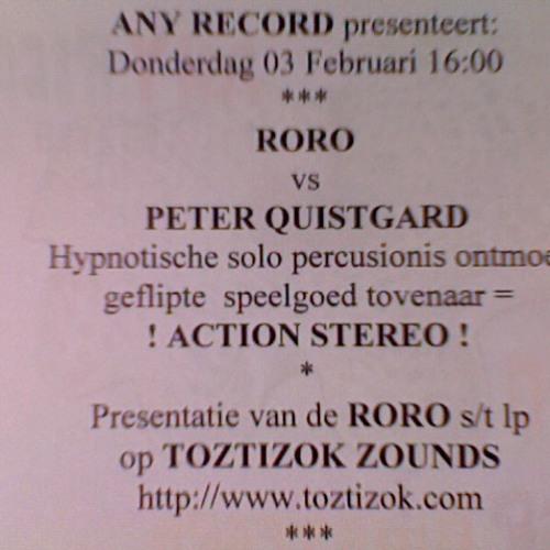 RORO & PQ - Body Weather Contact Music