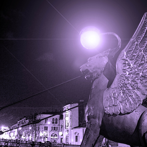 Winged Lions by AFAN Alessandro Fantini 2011