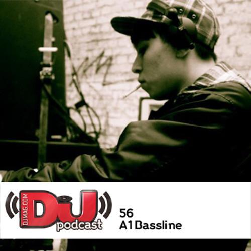 DJ Weekly Podcast 56: A1 Bassline