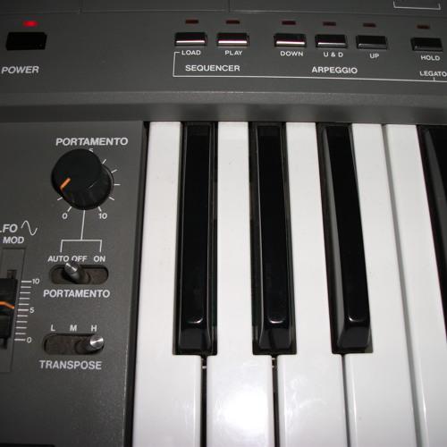 Roland sh101 demo track
