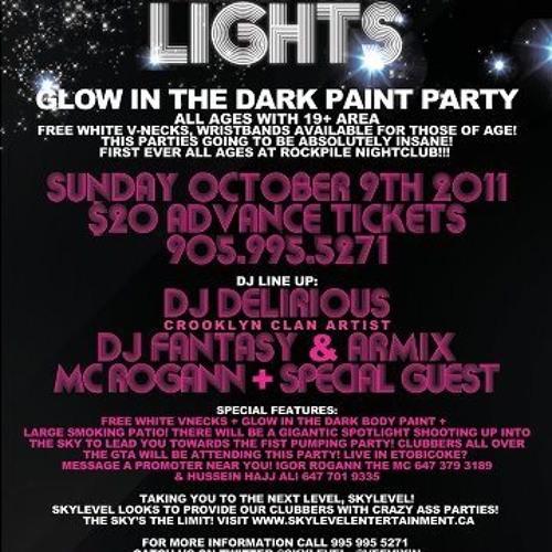 DJ ARMIXX - ALL OF THE LIGHTS MIX 2011 - SKYLEVEL ENTERTAINMENT
