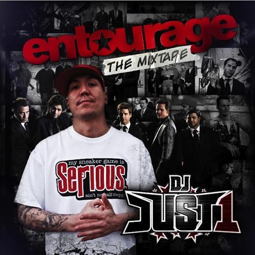 Dj Just1: Entourage - The Mixtape