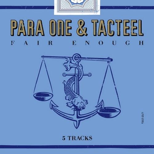 Para One & Tacteel - Tin Drum