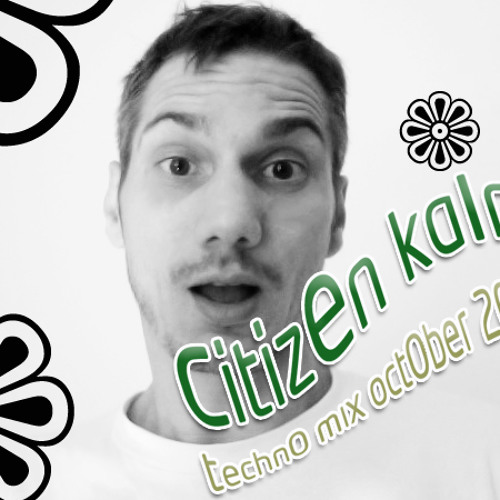 CITIZEN KAIN - Techno Mix Oct 2011