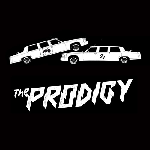 Foo Fighters - White Limo [The Prodigy remix]