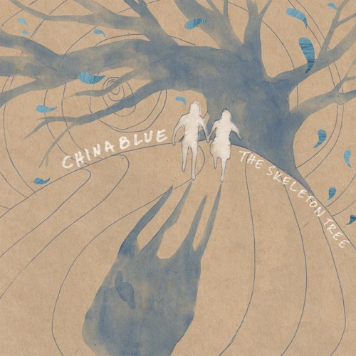 (China Blue) The Skeleton Tree