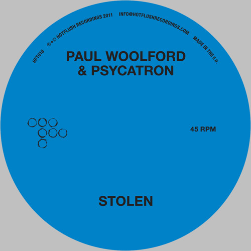 Paul Woolford and Psycatron - Stolen (HFT018 Preview)