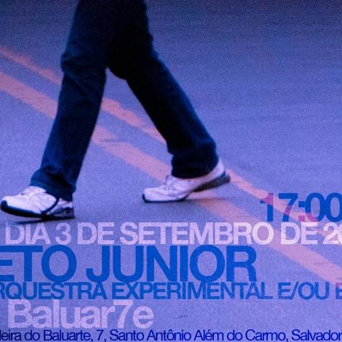 Beto Junior - ao vivo na Baluar7e