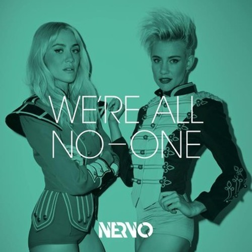 NERVO - We're All No One feat. Afrojack & Steve Aoki - Autoerotique Remix