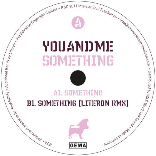 "youANDme: ""Something"" / IF24"