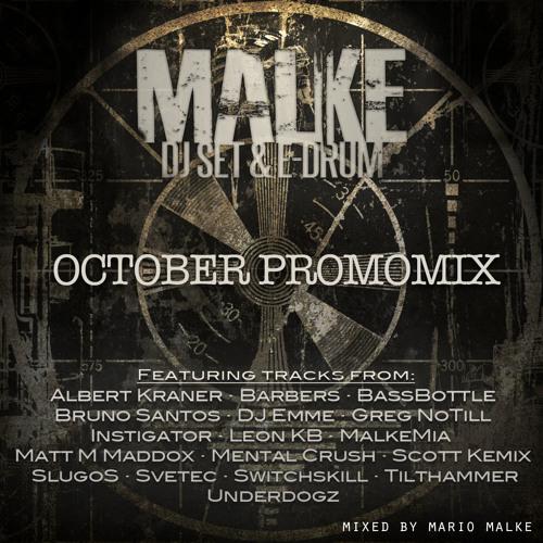 Malke - Fear The Goat DJ SET + E-Drum