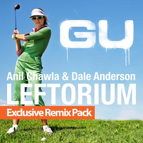 Dale Anderson & Anil Chawla - Leftorium (Lateral Cut Groove Remix)
