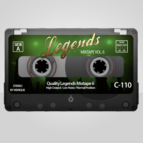 Legends Club! Mixtapes