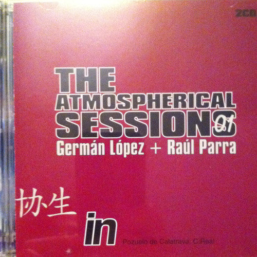 RAUL PARRA - THE ATMOSPHERICAL SESSION 01 - SALA IN 2002