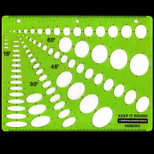 Longwalkshortdock - Keep It Round (HxdB Remix)