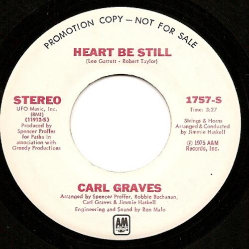 Carl Graves - Heart Be Still (monk extended edit)
