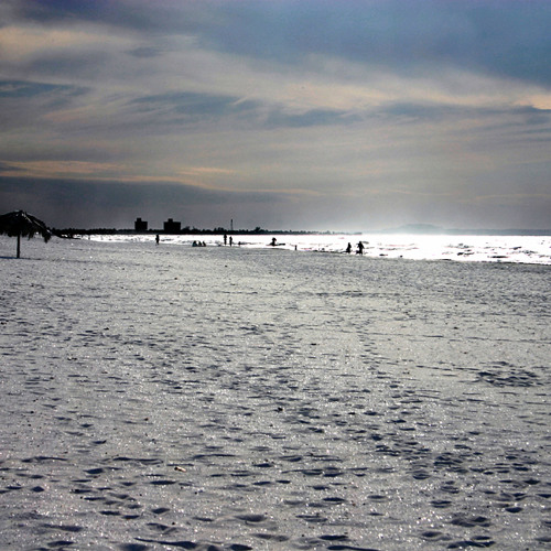Spiaggia Lunare