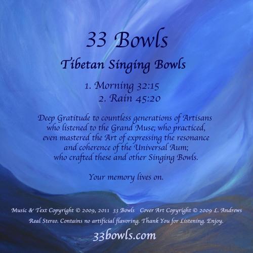33bowls morning