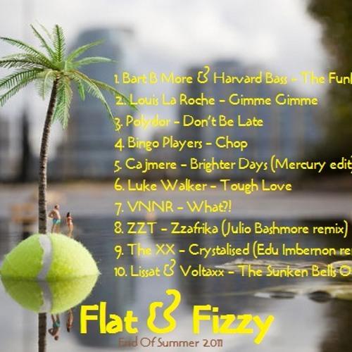 End of Summer 2011 mixtape