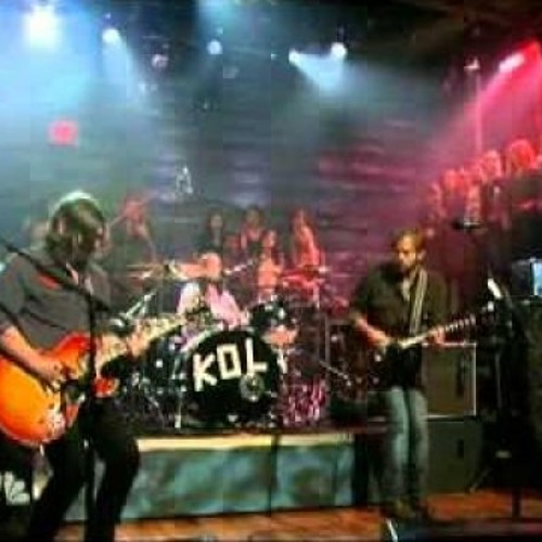 """""""Mary"""" - Kings Of Leon (live)"""