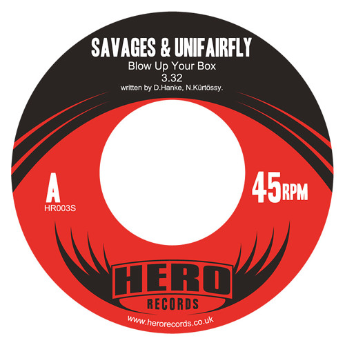 "Savages & Unifairfly ""Blow Up Your Box"""