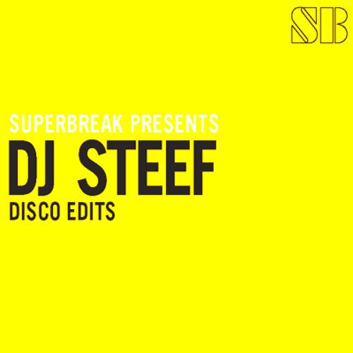 West Coast Drive (DJ Steef Edit)-Superbreak SBR 017
