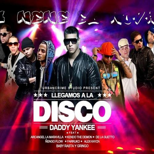 Llegamos ala disco remix(dj nene el novato baby records)