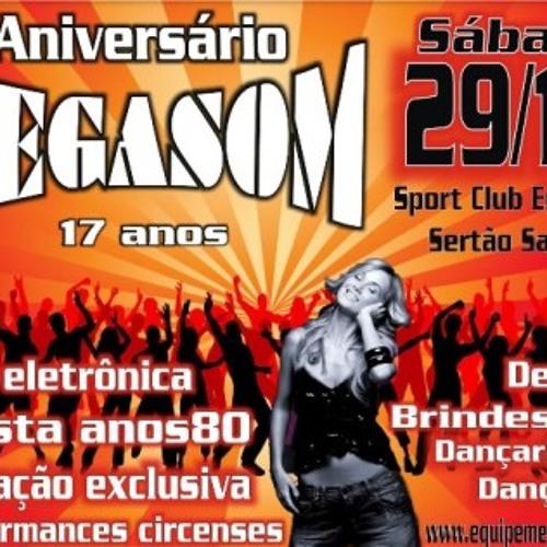 PRE CHAMADA FESTA 17 ANOS MEGASOM