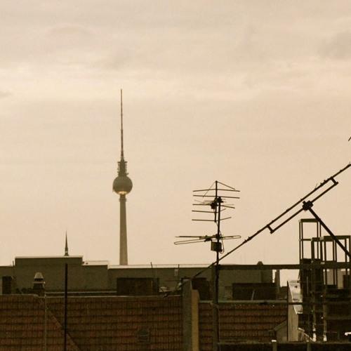 Berlin Techno - 2. Hinterhof links im Keller