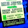 Ottakringer Brauerei - Electronic Season Opening Cosmic & Digital & Que Pasa (2011-10-01)