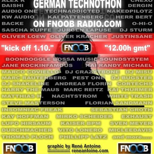 Thomas Ploch - DJ Set @ Mechanical Industries (09-23-2011) [FNOOB German Technothon exclusive]