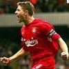 Gerrard goal &You`ll never walk alone