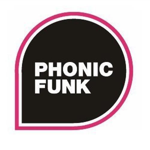 Phonic Funk - The Heartbreak (Dark Energy Recordings)