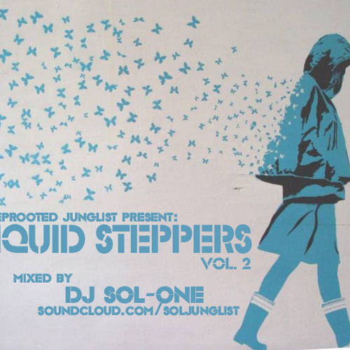 Liquid Steppers Vol.2
