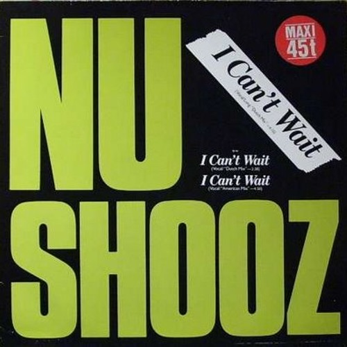 Nu Shooz - I Can't Wait (Cr/edit Curveball Version)
